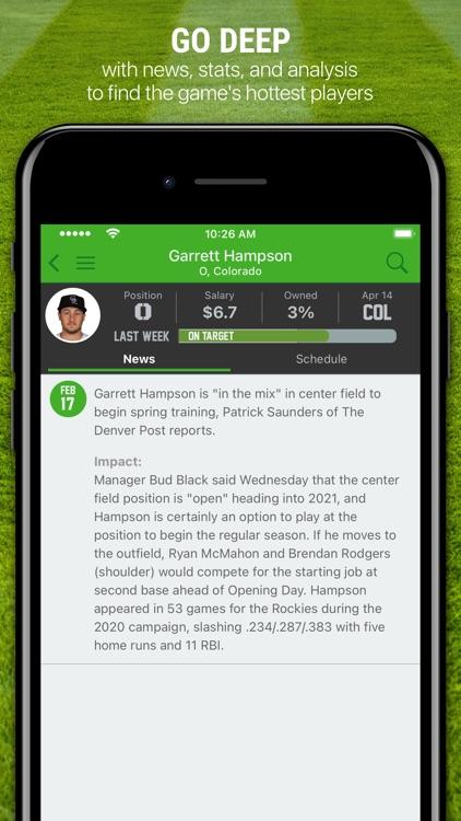 H2H Fantasy Baseball screenshot-5