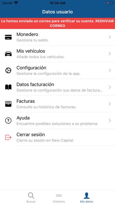 Aparcamientos New Capital screenshot 7