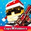 Cops N Robbers (FPS): 3D Pixel Ranking
