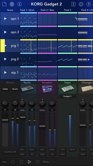 Screenshot #6 for KORG Gadget 2