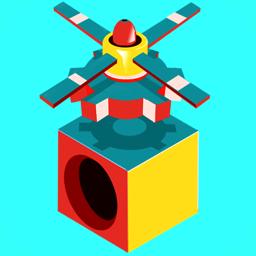 Ícone do app Blox 3D