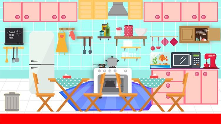 Interior Home Decoration Games screenshot-3