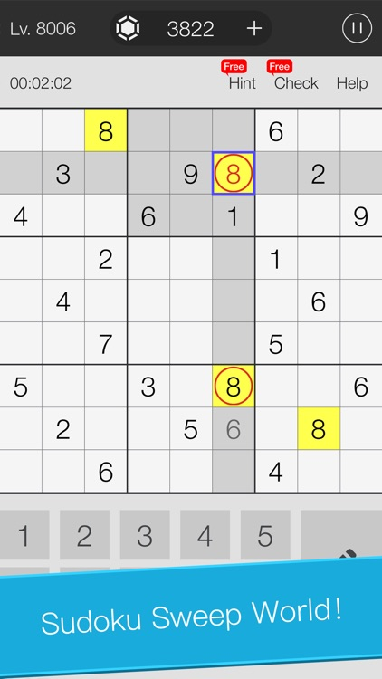 Sudoku Game: genius scan screenshot-0