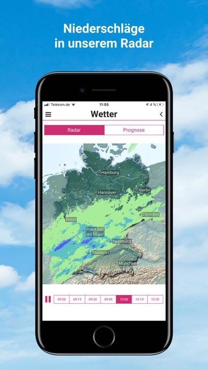 Wetter von t-online.de screenshot-4