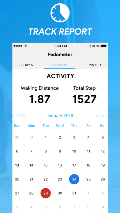 Pacer Pedometer - Step Trackerのおすすめ画像6