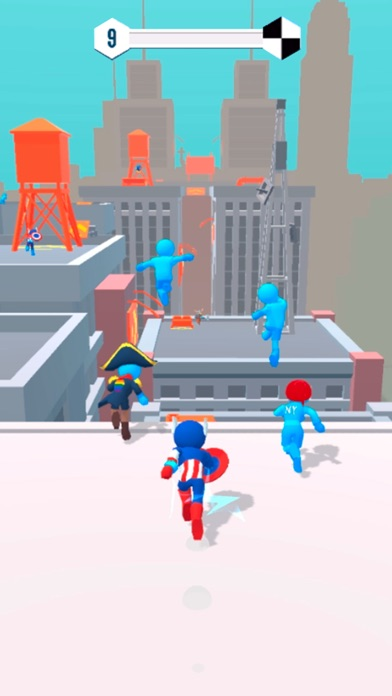 Parkour Race - Freerun Game wiki review and how to guide