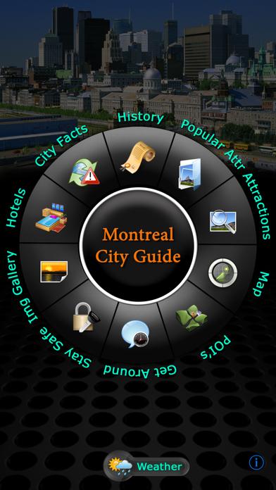 Montreal Offline Travel Guide