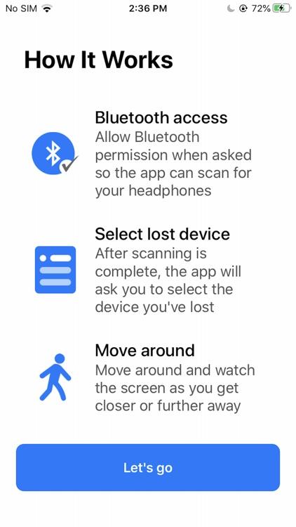 Device Finder-Find Lost Earbud
