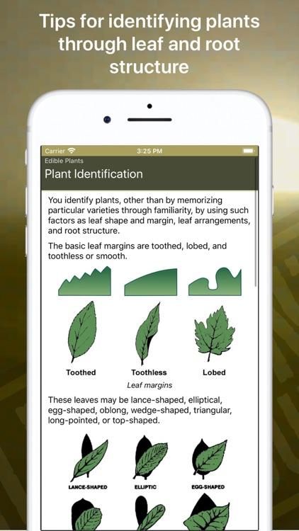Wild Plant Survival Guide screenshot-3