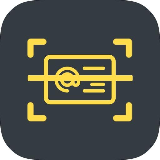Business Card Reader - Scanner