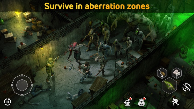 Dawn of Zombies: The Survival screenshot-6