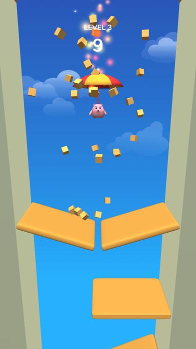 Umbrella Fall! screenshot 2