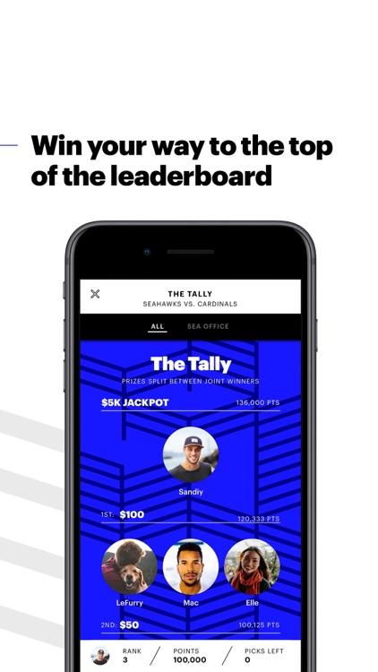 Tally - Predict Live Events screenshot-3