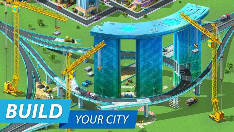 Megapolis: Big Town Tycoon Sim screenshot-3