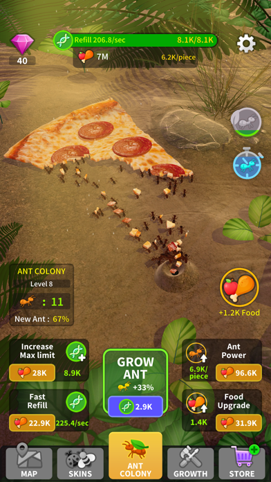 Little Ant Colony - Idle Game for windows pc