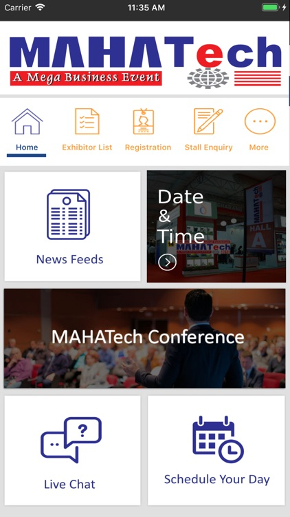 Mahatech Industrial Exhibition by Marathe Infotech Private Limited