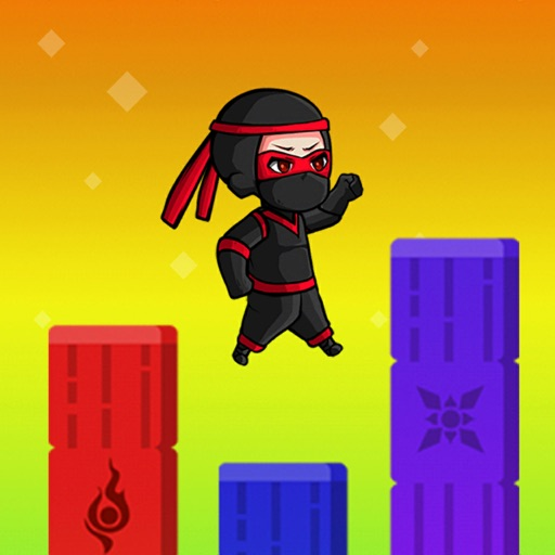 Tower Jump - Ninja Flip iOS App