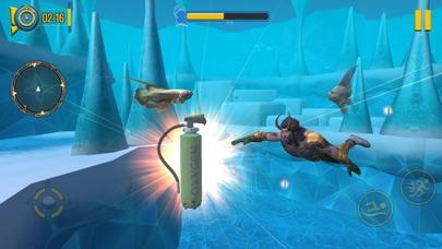 Superhero Aqua Man screenshot 4