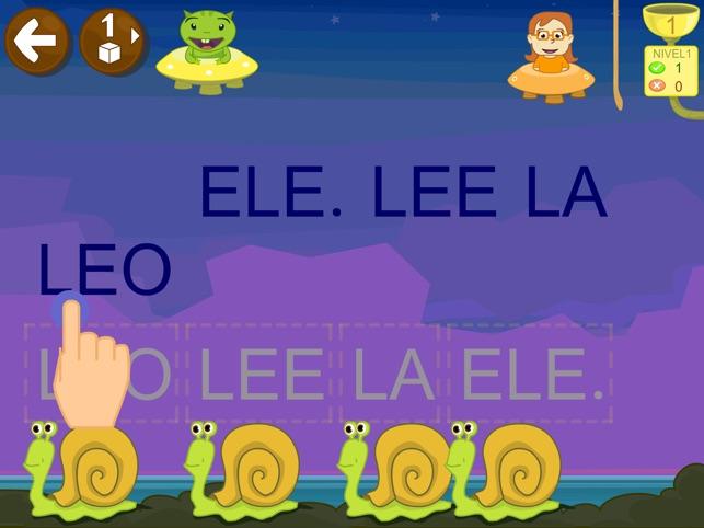 Leo con Grin FULL aprende leer