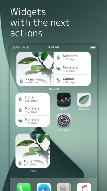 GreenS: Plants care assistant screenshot-4