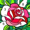 Happy Color™ – 数字で塗り絵。数字で色ぬりえ - iPhoneアプリ