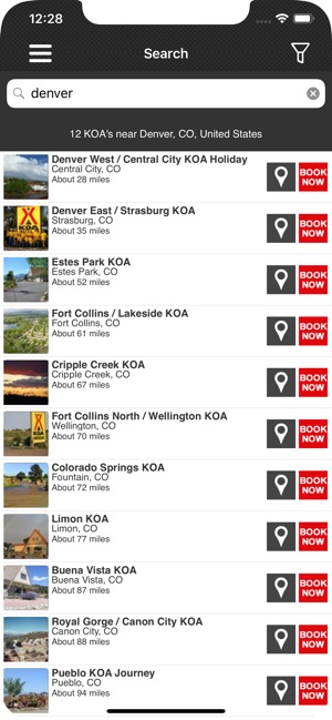 KOA | RV, Cabin & Tent Camping on the App Store