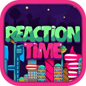 Reaction Time Adventure