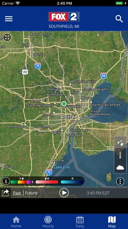 FOX 2 Detroit: Weather screenshot-5