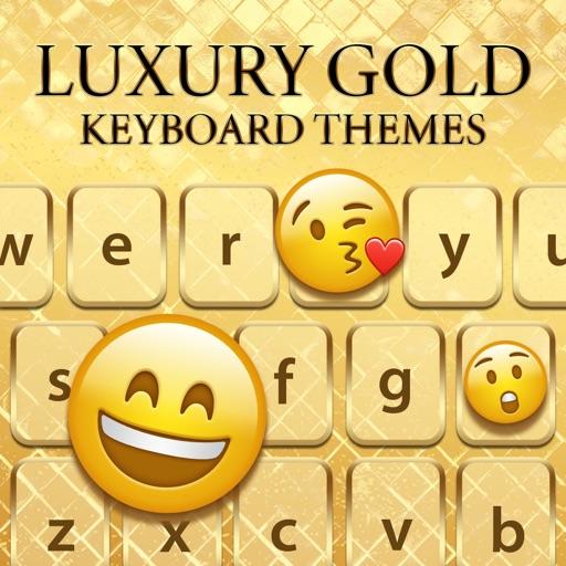 Luxury Gold Keyboard Themes