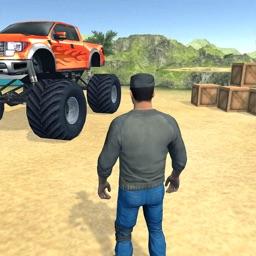 Offroad Truck Simulator 2021