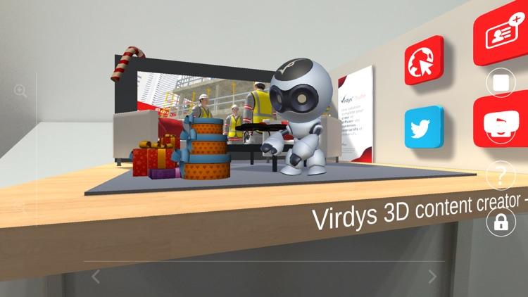 Virdys Réalité Augmentée 3D