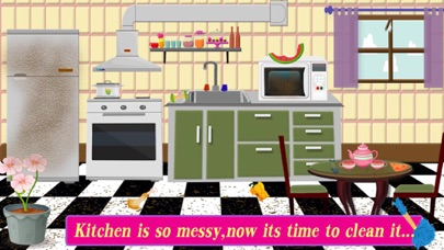 Screenshot for Home Makeover - House Cleanup in Qatar App Store