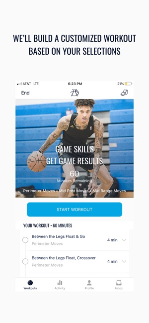 Pure Sweat Basketball Workouts on the App Store