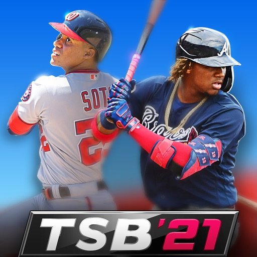 MLB Tap Sports Baseball 2021 free software for iPhone and iPad