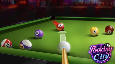 Download Pooking - Billiards City for Pc