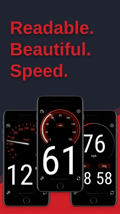 Sp33dy - gps speedometer hud