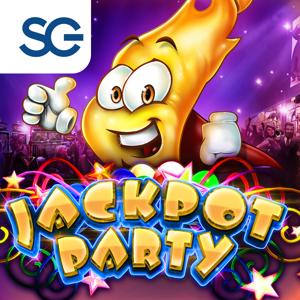 Jackpot Party - Casino Slots ios app