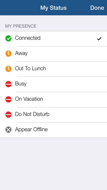 Unified for iPhone