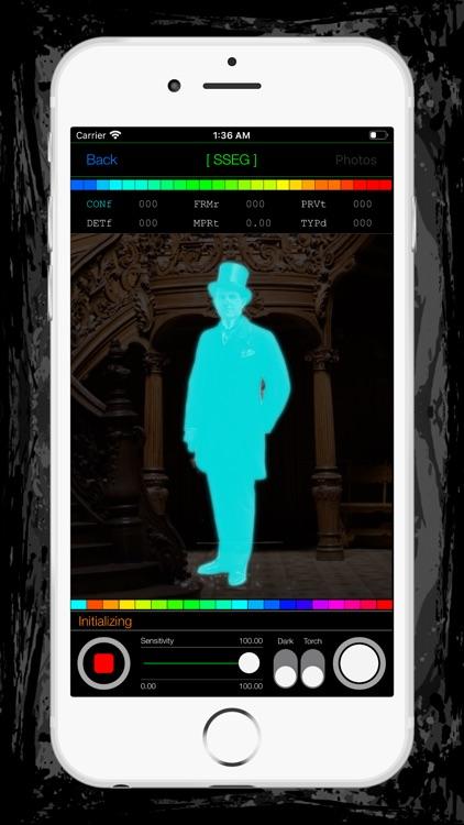 Ghost Science M3 screenshot-9