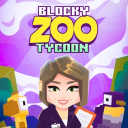 Blocky Zoo Tycoon - Idle Game!