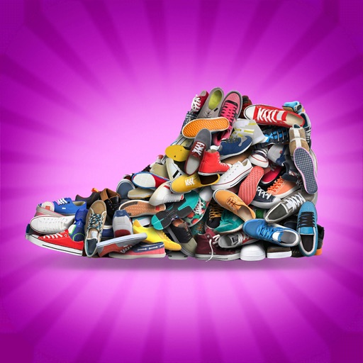 Sneaker Art! free software for iPhone and iPad