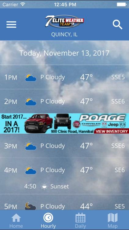 KHQA Weather