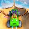 Mega Jump Car Driving & Racing