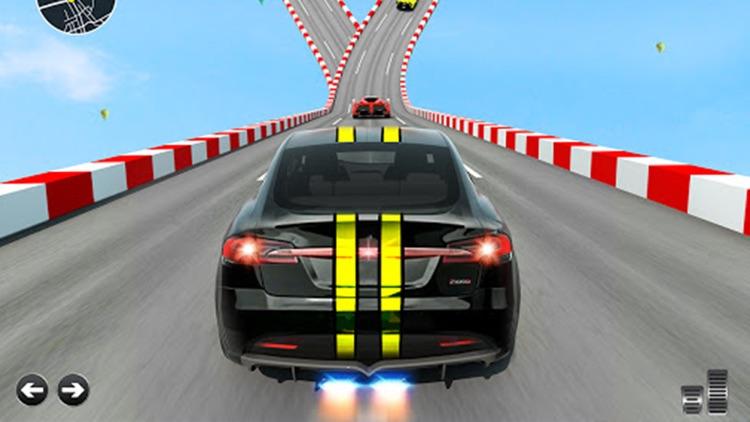 Mega Ramp Car Stunt Games screenshot-3