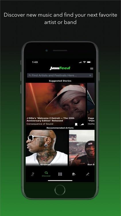 JamFeed screenshot-3