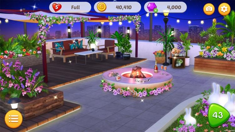 My Home Design : Garden Life screenshot-6