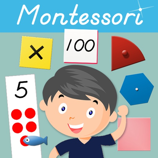 Montessori Math School Edition