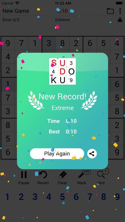 Sudoku Classic. screenshot-4