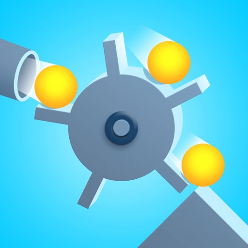 Balls Rollerz Idle 3D Puzzle icon