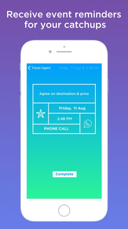 Contact - People Organizer screenshot-3